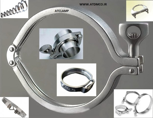 Clamp-Pipe-Clamp-Stainless-Steel-Clamp-42003-